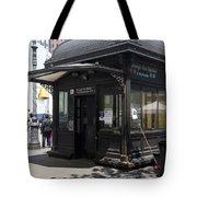 Borough Station Tote Bag