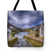 Boscastle Harbour Tote Bag