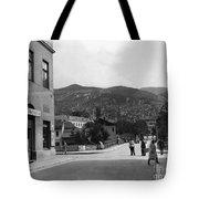Bosnia - Sarajevo C1947 Tote Bag