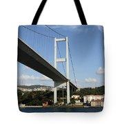 Bosphorus Bridge Istanbul Tote Bag