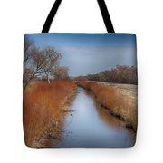 Bosque Del Apache Wetlands- New Mexico Tote Bag