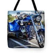 Boss Hoss Trike Tote Bag