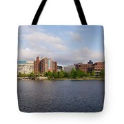 Boston - Zakim Bridge Tote Bag