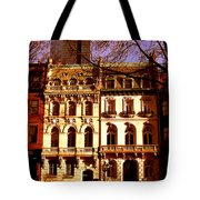 Boston Colors Three Tote Bag