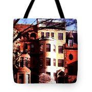Boston Colors Two Tote Bag