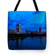 Boston Evening Tote Bag