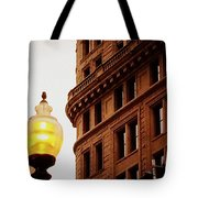 Boston Gas Light Tote Bag