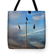 Boston Harbor Twilight Tote Bag