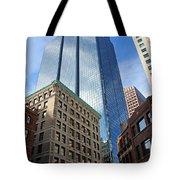 Boston Ma Architecture Tote Bag