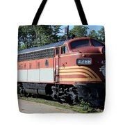 Boston - Maine No 4268 Tote Bag