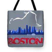 Boston Marathon3 Tote Bag