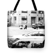Boston Nap Tote Bag