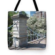Public Garden - Boston Massachusetts Tote Bag