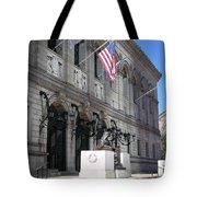 Boston Public Library Tote Bag