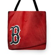 Boston Red Sox Baseball Cap Tote Bag