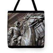Robert Gould Shaw Memorial Tote Bag
