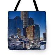 Boston-teaparty Tote Bag