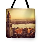Boston's Custom House Tote Bag