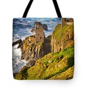 Botallack Tote Bag by Louise Heusinkveld