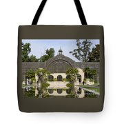Botanical Building Tote Bag