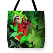 Botanical Fantasy 071613 Tote Bag