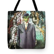 Botticelli Son-of-man 1  Tote Bag