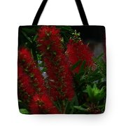 Bottle Brush Tote Bag