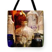 Bottled Tote Bag