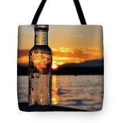 Bottled Sun Tote Bag