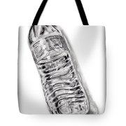 Bottled Water Tote Bag