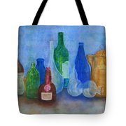 Bottles Collection Tote Bag