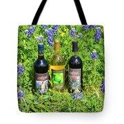 Bottles Of Wine Tote Bag