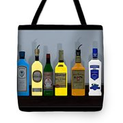 Bottles... Tote Bag