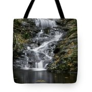 Bottom Half Of Tannery Falls Tote Bag