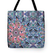 Bottom Of The Glass Tote Bag by Jean Noren