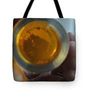 Bottom's Up Tote Bag by Paulette B Wright