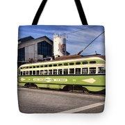 Boudins Tote Bag