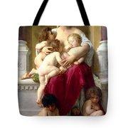 Boug La Charite Tote Bag