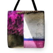Bougainvillea - Art By Ann Powell Tote Bag