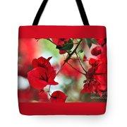 Bougainvillea Beauty Tote Bag