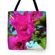 Bougainvillea Beauty Tote Bag
