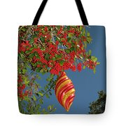 Boughs Of Holly Tote Bag