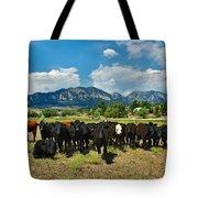 Boulder Beef Tote Bag