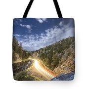Boulder Canyon Dream Tote Bag