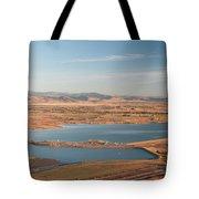 Boulder, Co, Boulder Reservoir Tote Bag