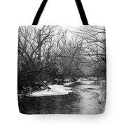 Boulder Creek Tote Bag