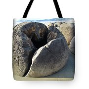 Boulders Tote Bag by Joyce Woodhouse