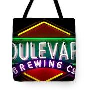 Boulevard Brewing Tote Bag