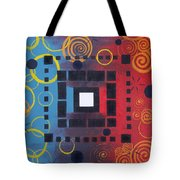 Boundaries Tote Bag