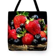 Bountiful Basket Tote Bag